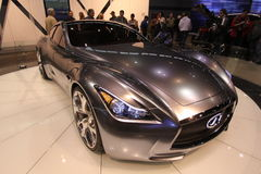 Infiniti Essence Royalty Free Stock Photo