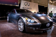 Infiniti Essence Concept Stock Photo