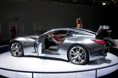 Infiniti Essence Concept car Royalty Free Stock Images
