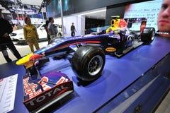 Infiniti f1 racing car Royalty Free Stock Image