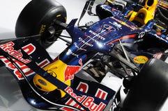 Infiniti f1 racing car Royalty Free Stock Photo
