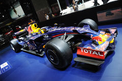 Infiniti f1 racing car Stock Photo