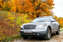 Infiniti FX35 Royalty Free Stock Images
