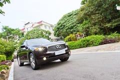 Infiniti FX37 SUV 2012 Stock Photos