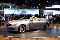 Infiniti G37 Royalty Free Stock Images