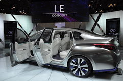 Infiniti LE Concept Car Royalty Free Stock Image
