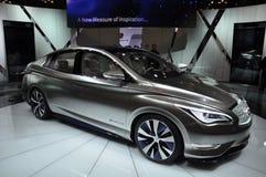 Infiniti LE Concept Car 免版税库存图片
