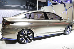 Infiniti LE concept Royalty Free Stock Image