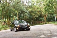 Infiniti M37S 2012 Stock Photo
