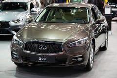Infiniti Q50 Sedan Royalty Free Stock Image
