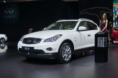 Infiniti QX50 Royalty Free Stock Images