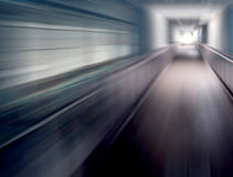 Infiniti Tunnel Royalty Free Stock Photo