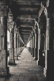 Infinito capturado en blanco y negro foto de archivo libre de regalías