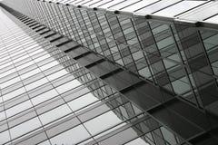 infinitum van de venstersadvertentie stock foto's