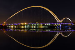 Infinity Bridge Stock Image