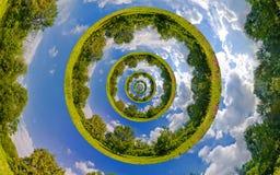 Infinity Earth Stock Image