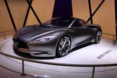 The Infinity Emerg-E Concept Royalty Free Stock Photo