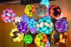 Infinity light shop Royalty Free Stock Photos