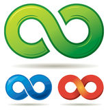 Infinity Logo Stock Photo