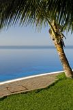 Infinity pool 2. Infinity pool in a 5 star hotel in Gran Canaria stock image