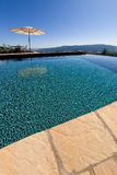 Infinity pool Stock Photography
