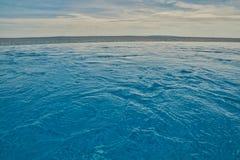 Infinity Pool View Stock Photo
