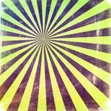 Infinity spiral grunge background. Yellow green brown grunge striped background royalty free illustration