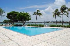 Infinity Swimming Pool Royalty Free Stock Image