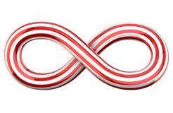 Infinity symbol Royalty Free Stock Photography