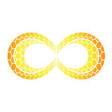 Infinity Symbol Design Royalty Free Stock Photos