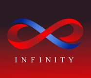 Infinity vector illustration Stock Image