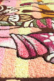 Infiorata of Genzano Stock Photos
