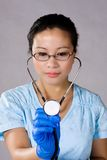 Infirmière Image libre de droits