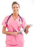infirmière Image stock