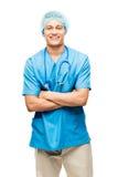 Infirmière de médecin  Image libre de droits