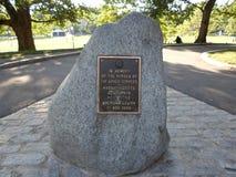 Infirmières du mémorial des forces armées, terrain communal de Boston, Boston, le Massachusetts, Etats-Unis Photographie stock libre de droits