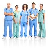 infirmières de médecins Photos libres de droits