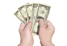 Inflação Imagens de Stock Royalty Free