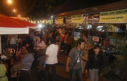 INFLAÇÃO FEVEREIRO DE INDONÉSIA Fotos de Stock Royalty Free