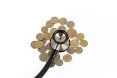 Inflación Foto de archivo libre de regalías