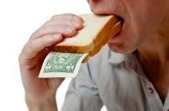 inflación Imagen de archivo