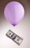 Inflación Foto de archivo