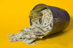 inflacja Obraz Royalty Free