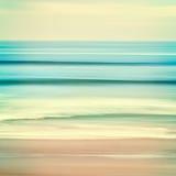 Inflamaciones del océano Fotos de archivo libres de regalías
