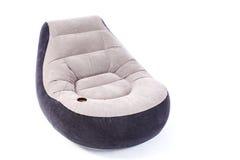 Inflatable armchair Stock Photo