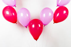 Inflatable balloons Stock Images