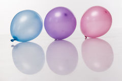 Inflatable balloons Stock Photo