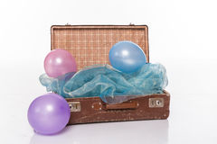 Inflatable balloons Royalty Free Stock Photography