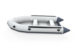 Inflatable Boat Stock Photos