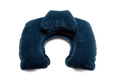 Inflatable Neck Pillow Royalty Free Stock Photo
